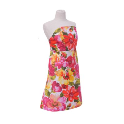 Apron Colorful Flowers