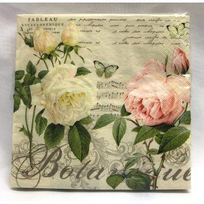 Tissue napkins Jardin Botanique