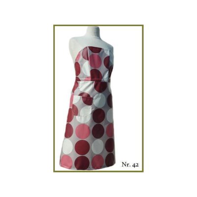 Apron Colorful Dots