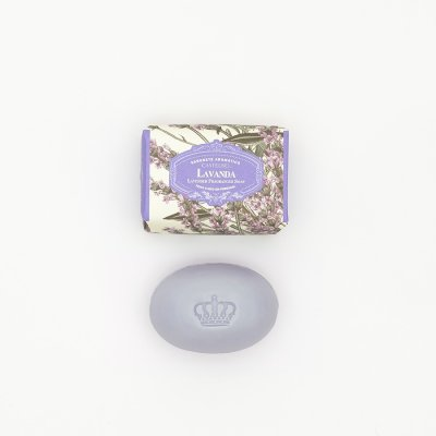 Fine lavender soap