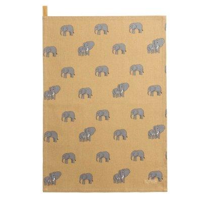 Geschirrtuch Elefant