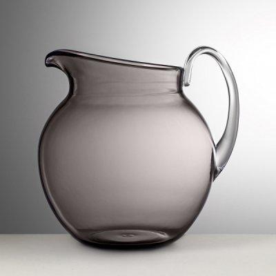 pitcher grey acrylic glass