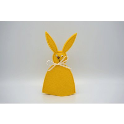 bunny egg cozy chick yellow