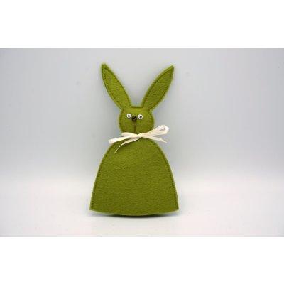Häschen Eierwärmer waldgrün