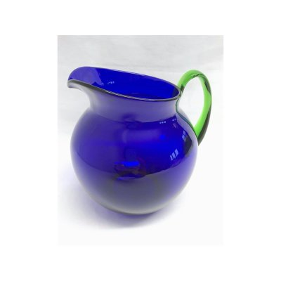 Pitcher Pallina Blue