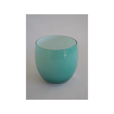 """Lantern """"Shine"""" bleu medium"""