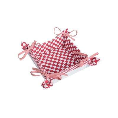 Breadbasket Red checkered