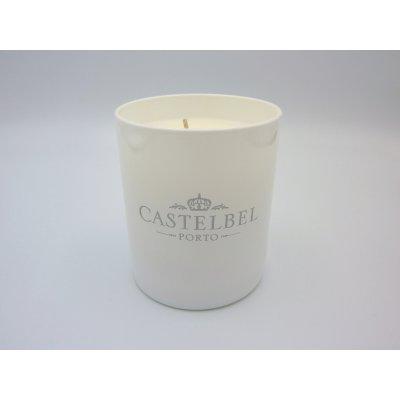 Sardine scented candle sea salt lemon