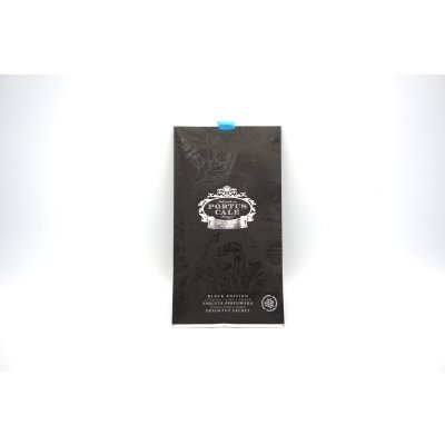 Fragrant sachet black edition portus cale