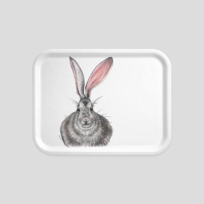 tray bunny beech wood melamine